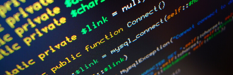 Custom Web Programming - PHP